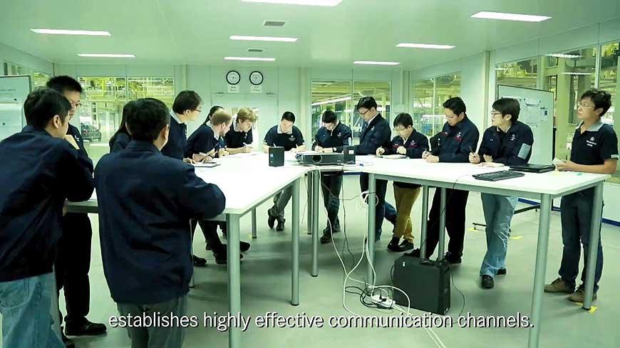 企业宣传片《北京奔驰》-2