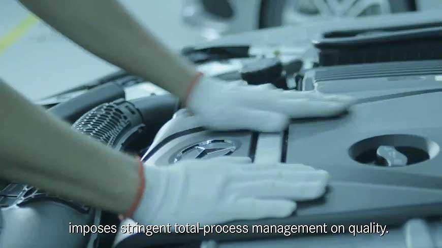 企业宣传片《北京奔驰》-3