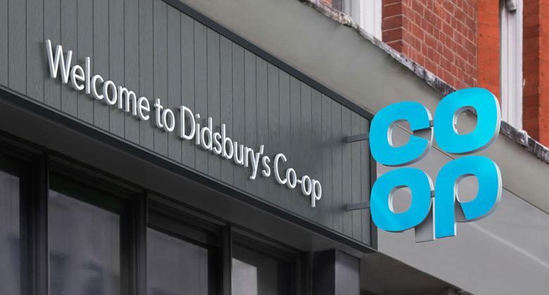 英国Co-op连锁超市VI设计欣赏-1