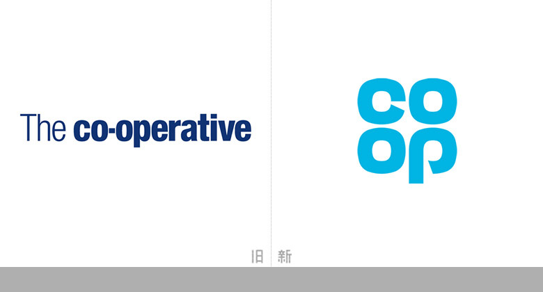 英国Co-op连锁超市VI设计欣赏-2