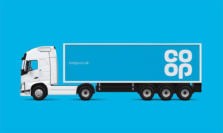 英国Co-op连锁超市VI设计欣赏-8