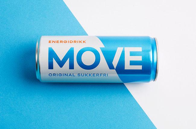 Move能量饮料易拉罐包装礼品盒设计订制作加工定制生产厂家