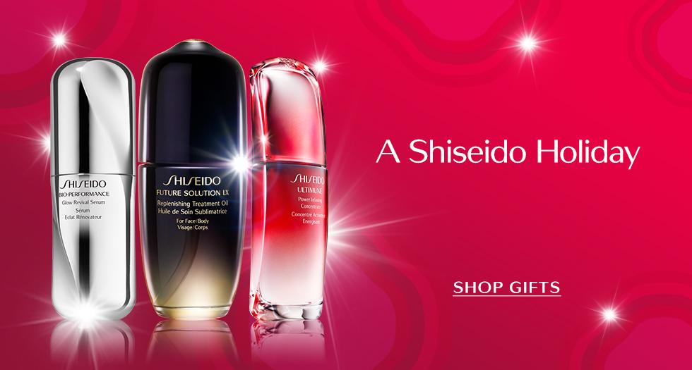 全球十大化妆品美妆品牌排行榜-日本Shiseido(资生堂)