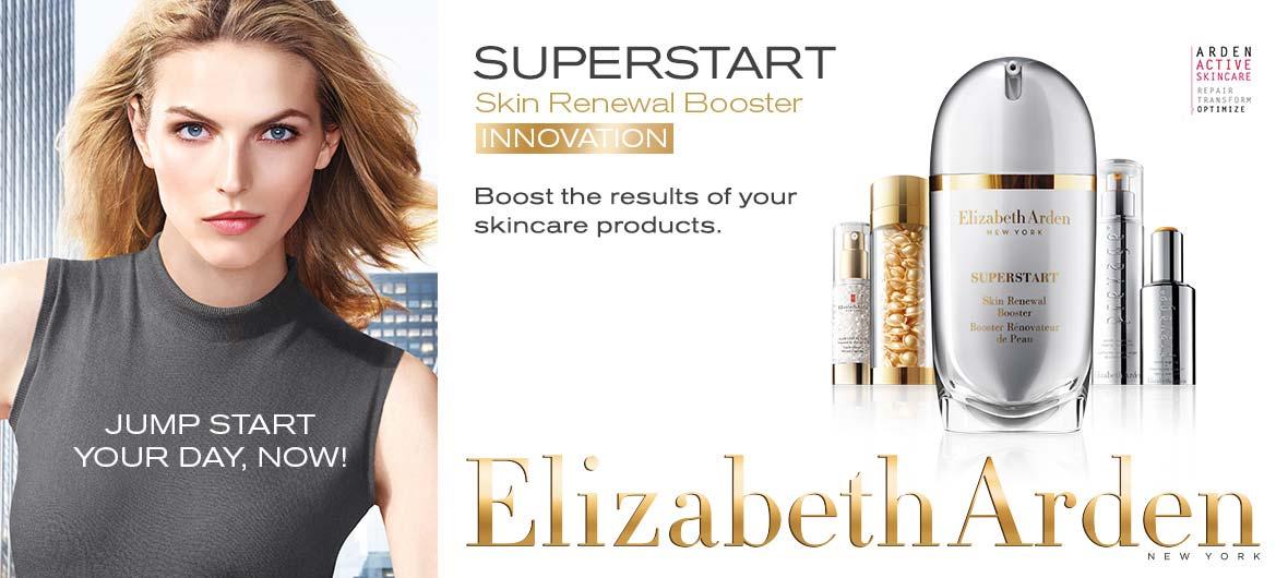 全球十大化妆品美妆品牌排行榜-美国Elizabeth.Arden(伊丽沙白.雅顿)