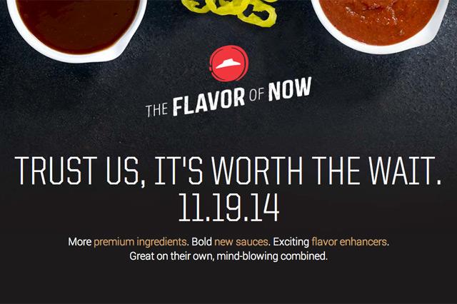 美国著名连锁餐厅 必胜客新品牌VI设计亮相