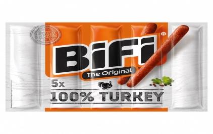 美国Jack Link香肠品牌Bifi视觉设计