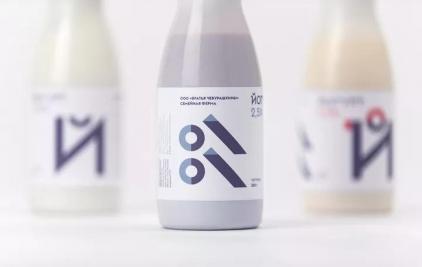 包装设计 | 创意酸奶包装设计